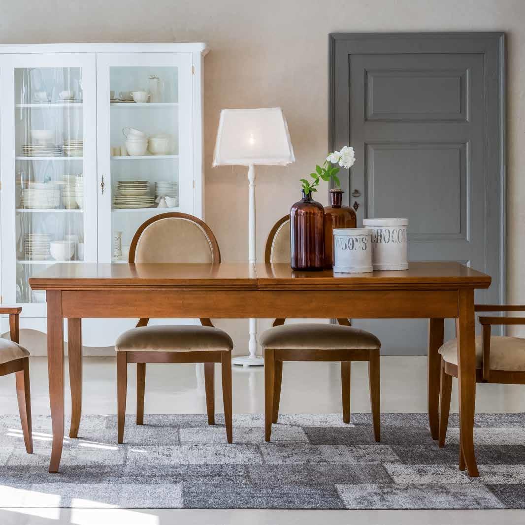 Tonin Casa Tavolo Style Rettangolari Rettangolari allungabili ...