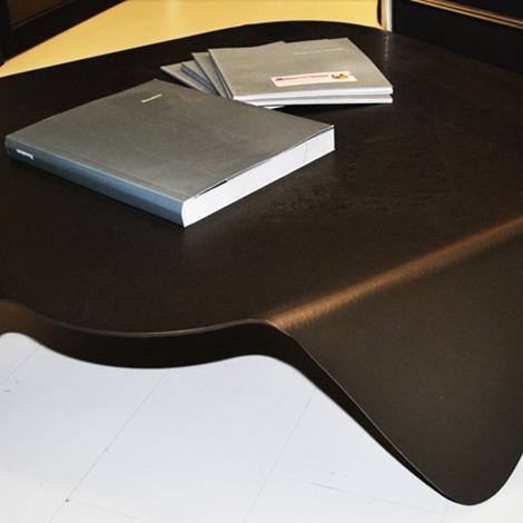 Tavolino Ycami Fold Alluminio Brown Scontato Del 35