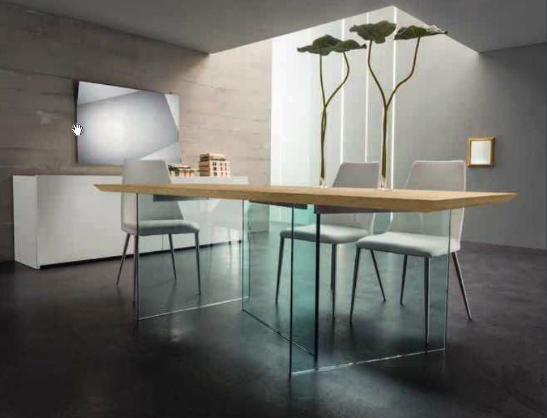 Zamagna tavolo modello breath tavoli a prezzi scontati for Zamagna arredamenti
