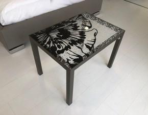 Tavolino modello Orione di Flou a prezzo ribassato